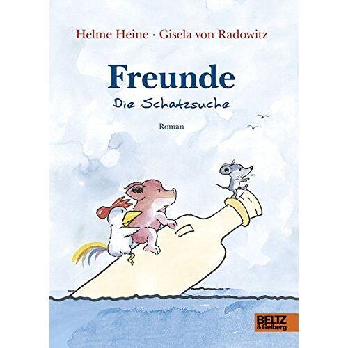 Helme Heine - Freunde. Die Schatzsuche - Preis vom 11.10.2021 04:51:43 h