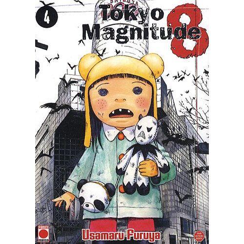 Usamaru Furuya - Tokyo Magnitude 8, Tome 4 : - Preis vom 16.10.2021 04:56:05 h