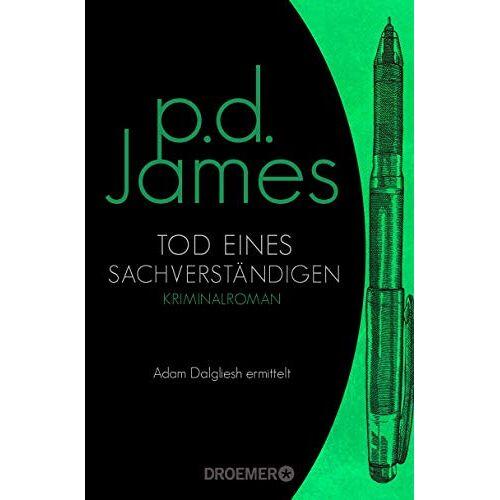 James, P. D. - Tod eines Sachverständigen: Roman (Die Dalgliesh-Romane, Band 6) - Preis vom 11.06.2021 04:46:58 h