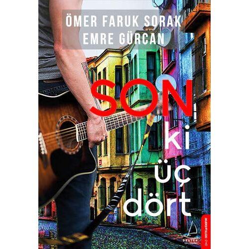 Ömer Faruk Sorak - Son Ki Üc Dört - Preis vom 15.06.2021 04:47:52 h