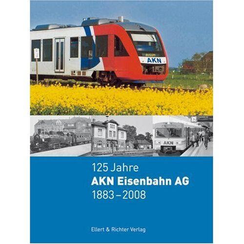 Jörg Minga - 125 Jahre AKN Eisenbahn AG 1883 - 200 - Preis vom 12.10.2021 04:55:55 h