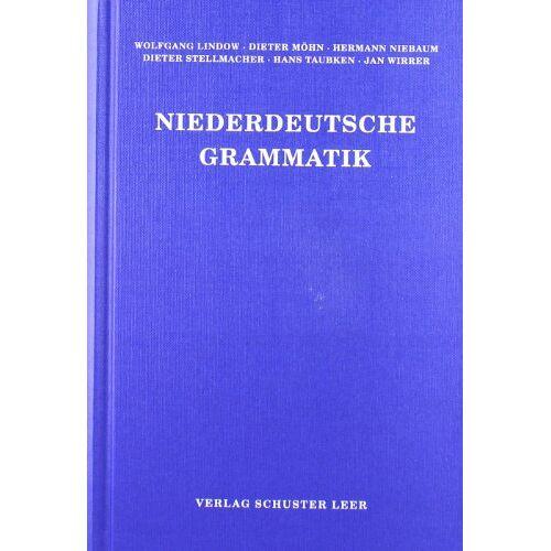 Wolfgang Lindow - Niederdeutsche Grammatik - Preis vom 11.06.2021 04:46:58 h