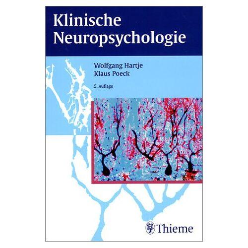 Wolfgang Hartje - Klinische Neuropsychologie - Preis vom 15.06.2021 04:47:52 h