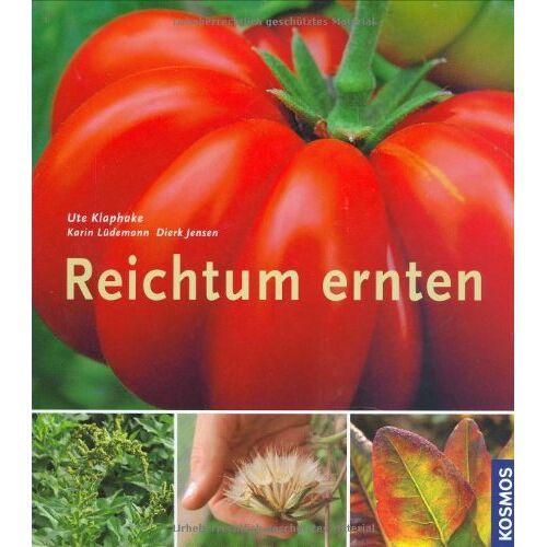 Dierk Jensen - Reichtum ernten: Vielfalt im Gemüsebeet: Vielfalt im GemÃ1/4sebeet - Preis vom 15.06.2021 04:47:52 h