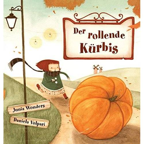 Junia Wonders - Der rollende Kürbis - Preis vom 09.06.2021 04:47:15 h
