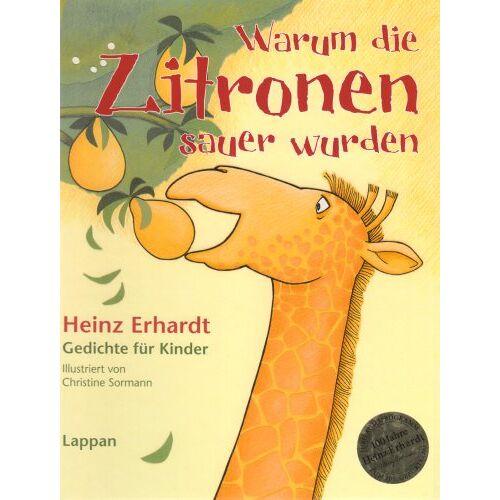Heinz Erhardt - Warum die Zitronen sauer wurden - Preis vom 02.08.2021 04:48:42 h