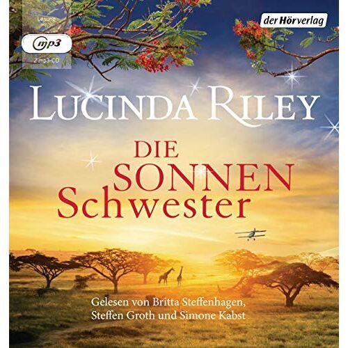 Lucinda Riley - Die Sonnenschwester: Die sieben Schwestern Band 6 - Preis vom 28.07.2021 04:47:08 h