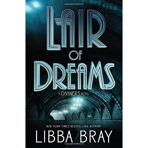 Libba Bray - Lair of Dreams: A Diviners Novel (The Diviners, Band 2) - Preis vom 09.06.2021 04:47:15 h