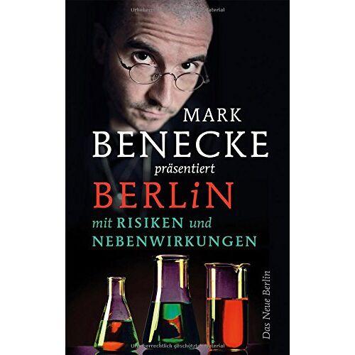 Mark Benecke (Hrsg.) - Berlin mit Risiken und Nebenwirkungen - Preis vom 15.06.2021 04:47:52 h