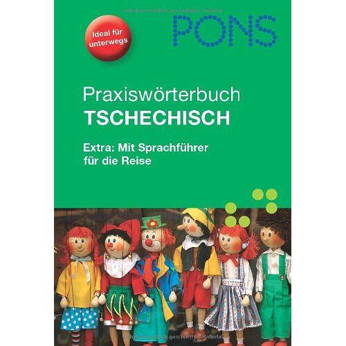 - PONS Praxiswörterbuch Tschechisch: Tschechisch-Deutsch /Deutsch-Tschechisch. Mit Sprachführer für die Reise - Preis vom 13.06.2021 04:45:58 h