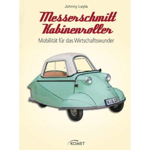 Johnny Leyla - Messerschmitt Kabinenroller - Preis vom 22.06.2021 04:48:15 h
