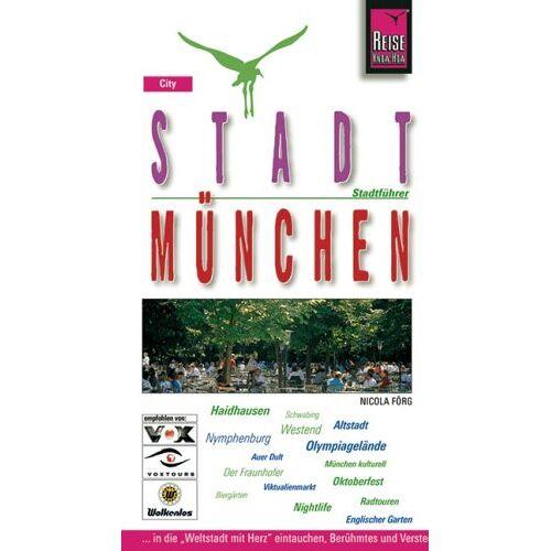 Nicola Förg - Stadt München. Stadtführer - Preis vom 15.09.2021 04:53:31 h