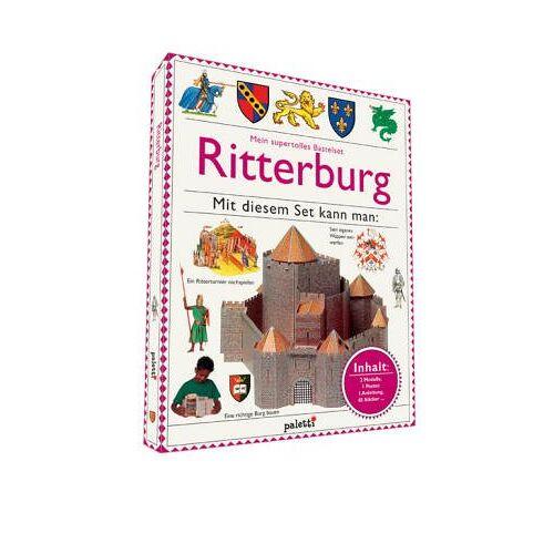 - Mein supertolles Bastelset, Ritterburg - Preis vom 23.09.2021 04:56:55 h