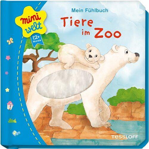 - Mein Fühlbuch. Tiere im Zoo - Preis vom 19.06.2021 04:48:54 h