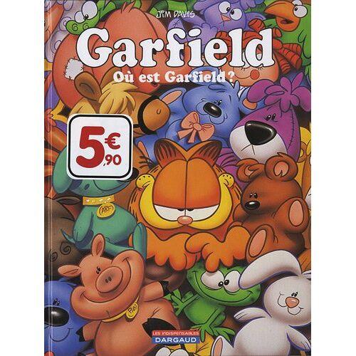 Jim Davis - Garfield t.45 ; où est Garfield? - Preis vom 02.08.2021 04:48:42 h