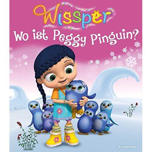 Paul Petersen - Wissper - Wo ist Peggy Pinguin? - Preis vom 11.06.2021 04:46:58 h