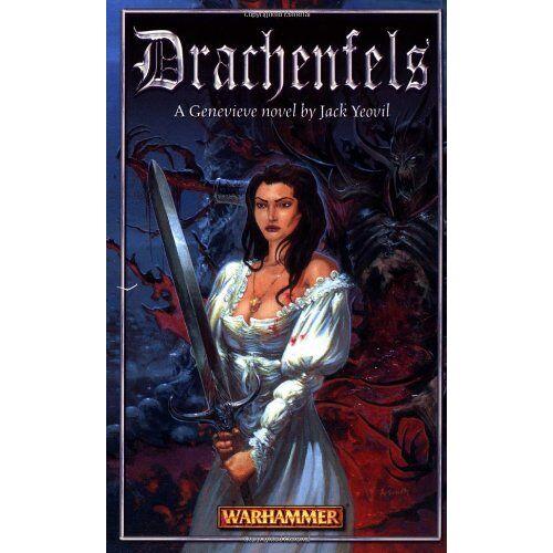 Jack Yeovil - Drachenfels (Warhammer Novels) - Preis vom 01.08.2021 04:46:09 h