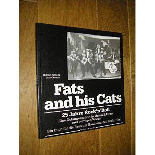 Helmut Wenske - Fats and his Cats: 25 Jahre Rock'n'Roll - Preis vom 13.06.2021 04:45:58 h