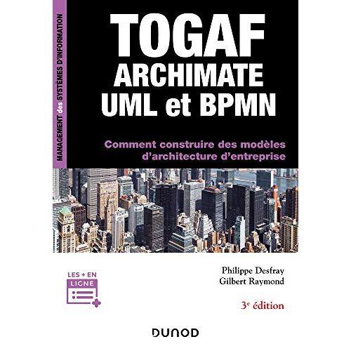 - TOGAF, Archimate, UML et BPMN - 3e éd. (InfoPro) - Preis vom 14.06.2021 04:47:09 h