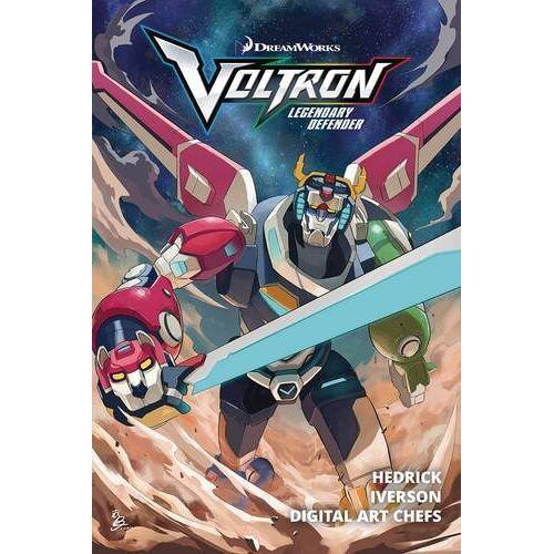 Tim Hedrick - Voltron: Legendary Defender TP Vol. 1 - Preis vom 11.06.2021 04:46:58 h