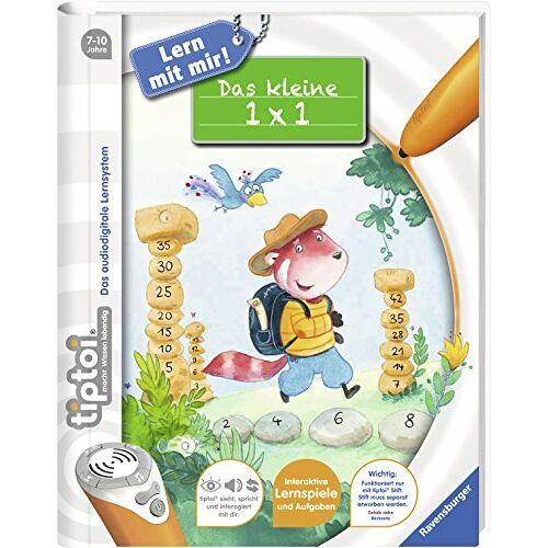 Karla Recke - tiptoi® Das kleine 1 x 1 (tiptoi® Lern mit mir!) - Preis vom 11.06.2021 04:46:58 h
