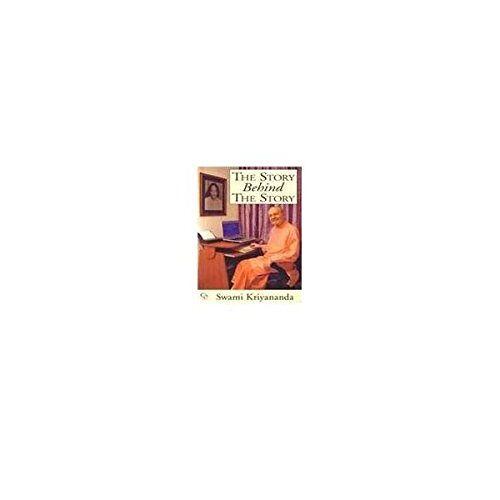 Swami Kriyananda - Story Behind The Story [Paperback] Kriyananda Swami [Paperback] [Jan 01, 2017] Kriyananda Swami - Preis vom 16.10.2021 04:56:05 h