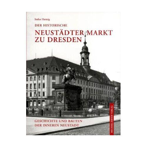Stefan Hertzig - Der historische Neustädter Markt zu Dresden: Geschichte und Bauten der Inneren Neustadt - Preis vom 15.06.2021 04:47:52 h