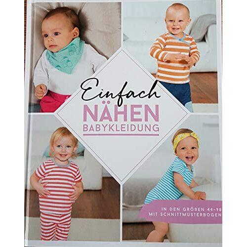 Michael Fischer GmbH - Einfach nähen Babykleidung - Preis vom 25.07.2021 04:48:18 h