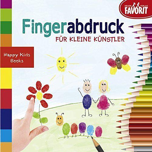 - Fingerabdruck für kleine Künstler - Preis vom 22.06.2021 04:48:15 h