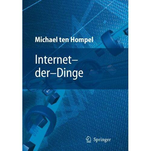 Hans-Jörg Bullinger - Internet der Dinge: www.internet-der-dinge.de (VDI-Buch) - Preis vom 21.06.2021 04:48:19 h
