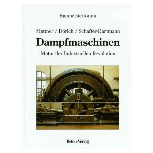 Ulrich Mattner - Dampfmaschinen - Preis vom 18.06.2021 04:47:54 h