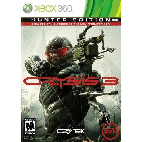Ubisoft - Crysis 3 Hunter Edition - Preis vom 15.06.2021 04:47:52 h