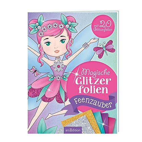 - Magische Glitzerfolien - Feenzauber: mit 20 Glitzerfolien - Preis vom 21.06.2021 04:48:19 h