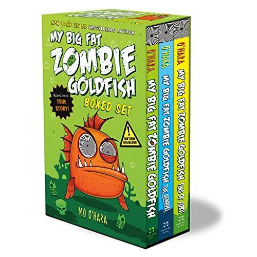 Mo O'Hara - My Big Fat Zombie Goldfish Boxed Set: (my Big Fat Zombie Goldfish; The Seaquel; Fins of Fury) - Preis vom 09.06.2021 04:47:15 h