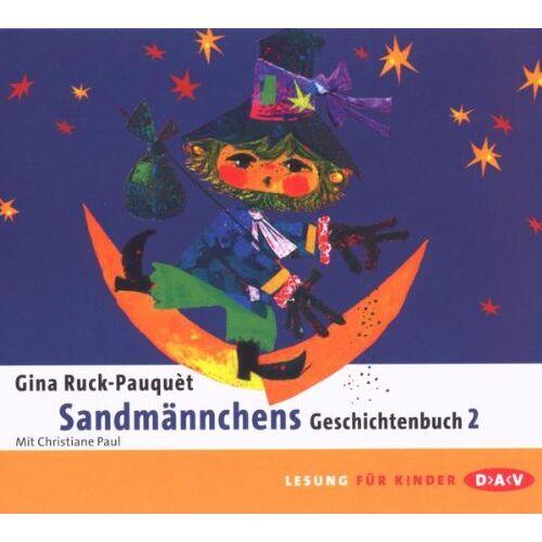 - Sandmännchens Geschichtenbuch 2 - Preis vom 22.07.2021 04:48:11 h