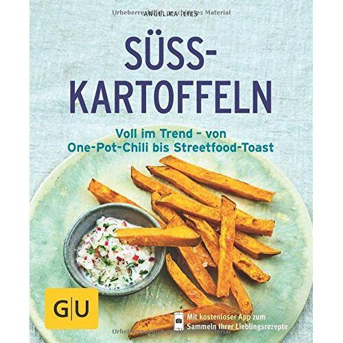 Angeliak Ilies - Süßkartoffeln: Voll im Trend – von One-Pot-Chili bis Streetfood-Toast (GU KüchenRatgeber) - Preis vom 20.06.2021 04:47:58 h