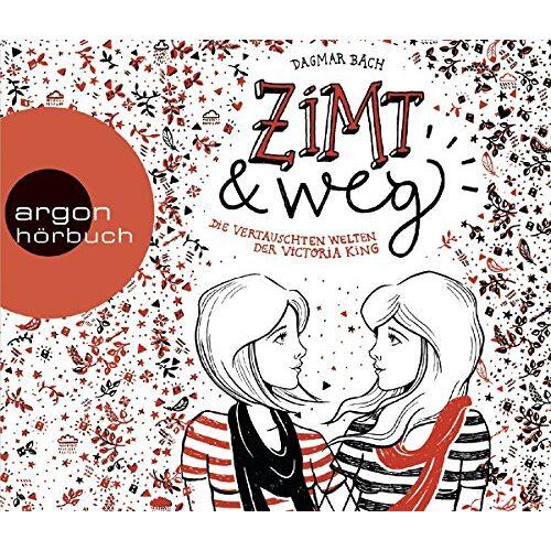 Dagmar Bach - Zimt und weg: Die vertauschten Welten der Victoria King - Preis vom 23.07.2021 04:48:01 h
