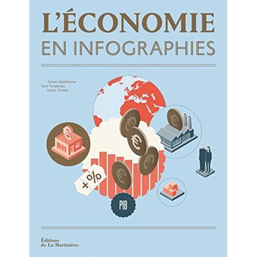 - L'économie en infographies - Preis vom 11.06.2021 04:46:58 h
