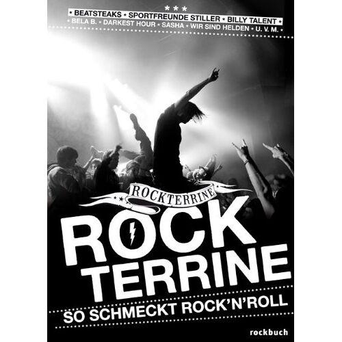 Jens Nink - Rockterrine: So schmeckt Rock 'n' Roll! - Preis vom 22.07.2021 04:48:11 h