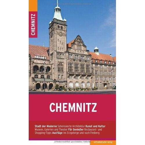 Jens Kassner - Chemnitz: Stadtführer - Preis vom 23.10.2021 04:56:07 h