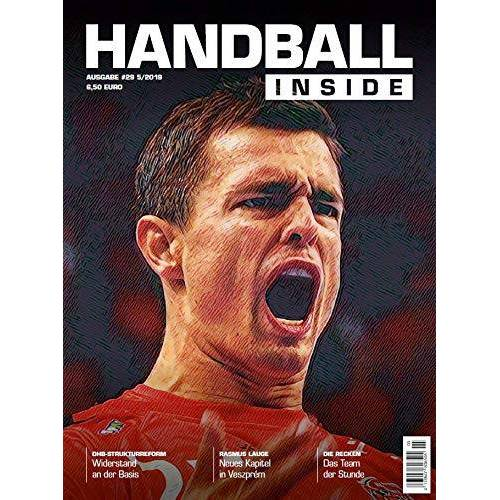 Handball Inside - Handball Inside 05/2019 - Preis vom 14.06.2021 04:47:09 h