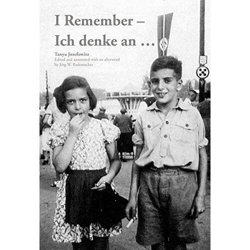 Tanya Josefowitz - I Remember - Ich denke an ... - Preis vom 14.06.2021 04:47:09 h