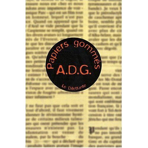 ADG - Papiers gommés - Preis vom 16.06.2021 04:47:02 h