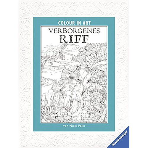- Verborgenes Riff (Colour in Art) - Preis vom 19.06.2021 04:48:54 h