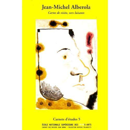Jean-Michel Alberola - Dessins de Jean-Michel Alberola. Vers luisants. Carnet d'études 5 - Preis vom 21.06.2021 04:48:19 h