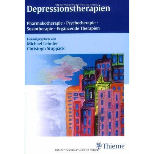 Michael Lehofer - Depressionstherapien - Preis vom 19.06.2021 04:48:54 h