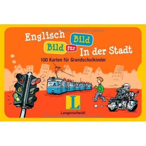 - Englisch Bild für Bild - In der Stadt - Bildkarten: 100 Karten für Grundschulkinder - Preis vom 19.06.2021 04:48:54 h