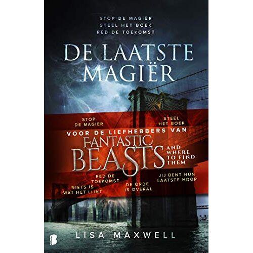 Lisa Maxwell - De laatste magiër: Stop de magiër. Steel het boek. Red de toekomst. (Magiër (1)) - Preis vom 15.06.2021 04:47:52 h