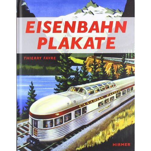 Thierry Favre - Eisenbahnplakate - Preis vom 11.10.2021 04:51:43 h