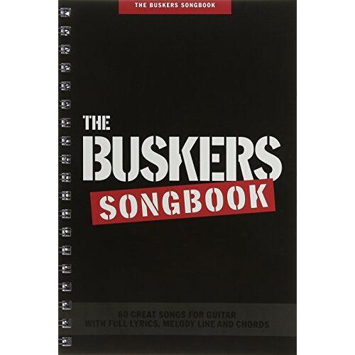 Music Sales - The Buskers Songbook: Noten, Songbook für Gitarre, Gesang - Preis vom 21.06.2021 04:48:19 h
